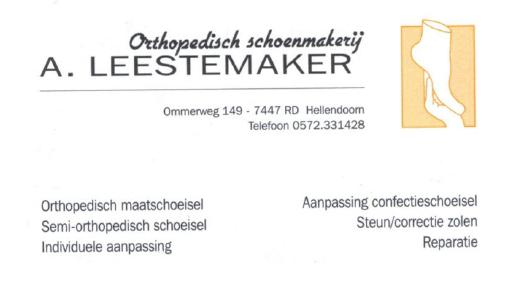 A. Leestemaker