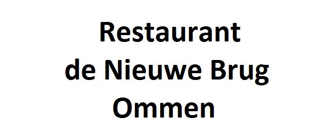 Restaurant de Nieuwe brug