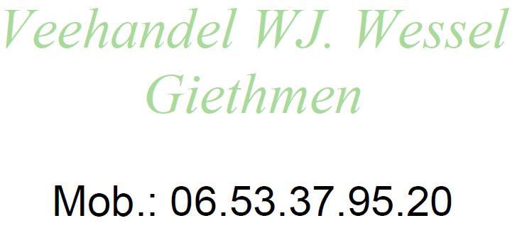 Wessel Veehandel